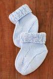 Baby socks Stock Photography