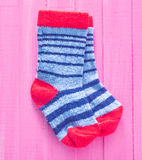 Baby socks Royalty Free Stock Photo