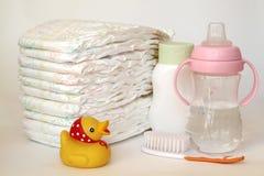 Baby staff Stock Photo