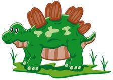 Baby stegosaurus Royalty Free Stock Image