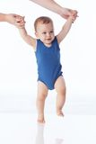 Baby steps Stock Photography