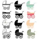 Baby Stroller Pram Stock Images