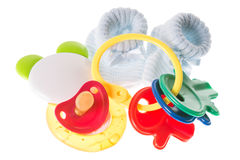 Baby Stuff Royalty Free Stock Photo