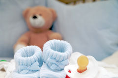 Baby Stuff Stock Image
