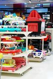 Baby stuff department for sale stock images