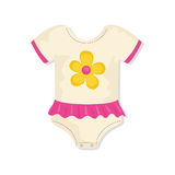 Baby suit clothes Royalty Free Stock Photos