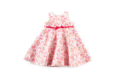 Baby summer dress Stock Photos