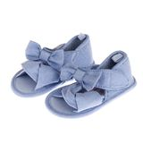 Baby summer shoes Stock Photos
