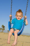 Baby swing Royalty Free Stock Photography