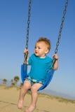 Baby swing Stock Photo