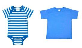 Baby  T shirts Stock Photos
