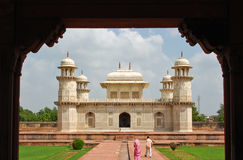 Baby Taj in Agra, India Stock Photo
