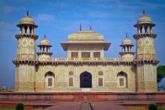 Baby taj in India architecture Royalty Free Stock Image