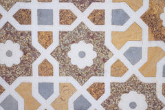 Baby Taj Mahal wall texture Stock Photography