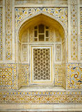Baby Taj window Royalty Free Stock Image