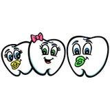 Baby Teeth Royalty Free Stock Photo