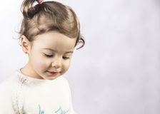 Baby less than two years old Stock Photography