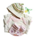 Baby things Stock Photo