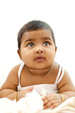 Baby thought Stock Photography