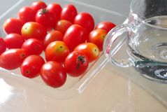 Baby Tomato Stock Images