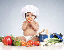 Baby tomato Royalty Free Stock Photos