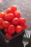 Baby tomato Royalty Free Stock Images