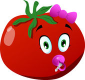 Baby tomato Royalty Free Stock Image