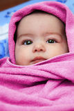 Baby towel Royalty Free Stock Photography