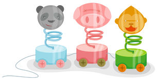 Baby toy Royalty Free Stock Photography