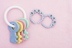 Baby Toy Stock Photo