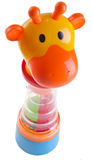 Baby toy on the background Royalty Free Stock Photography