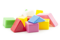 Baby toy blocks Stock Photography