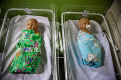 Baby toy Stock Images