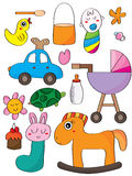 Baby toy Royalty Free Stock Image
