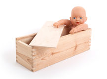 Baby toy (no trademark) Stock Image