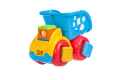 Baby toy truck Royalty Free Stock Image