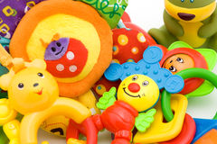 Baby toys Royalty Free Stock Images