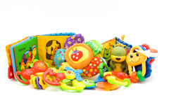 Baby toys Royalty Free Stock Image