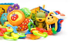 Baby toys Royalty Free Stock Photos