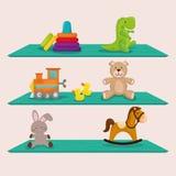 Baby toys design. Stock Photo