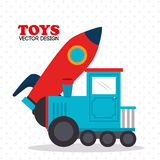 Baby toys entertainment Stock Photography