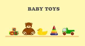 Baby toys Stock Photos