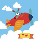 Baby toys Royalty Free Stock Photography
