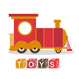Baby toys Stock Images