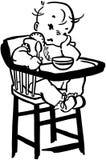 baby unhappy Στοκ Εικόνες