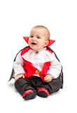 Baby Vampire Royalty Free Stock Photo