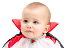 Baby Vampire Royalty Free Stock Image