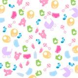 Baby wallpaper royalty free stock photos
