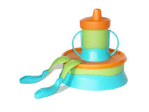 Baby ware Royalty Free Stock Photo