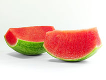 Baby Watermelon Slices Royalty Free Stock Photography